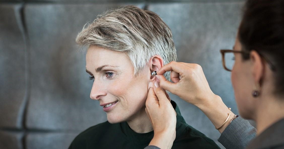 aid in ear